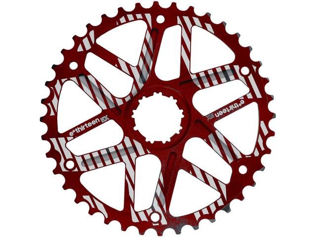 e*thirteen Extended Range Cassette 10-Speed 42 Teeth for SRAM red